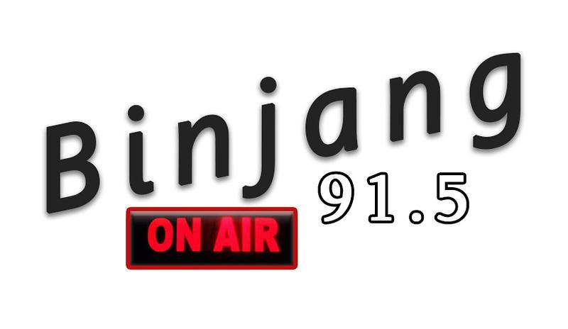 Binjang Community Radio 91.5 (photo credit: BCR 91.5 FB page)