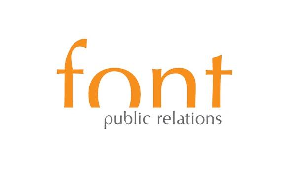 Font PR logo