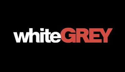 whiteGREY logo (photo credit: whiteGREY Facebook)