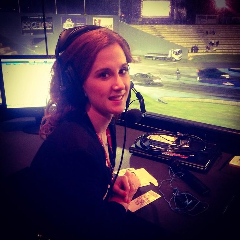 Kristina Simich (photo credit: NewsVine WA)