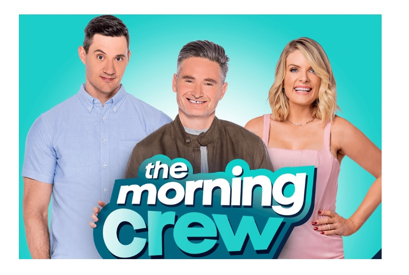 The Morning Crew, 2DAY FM (photo credit: 2DAY FM)