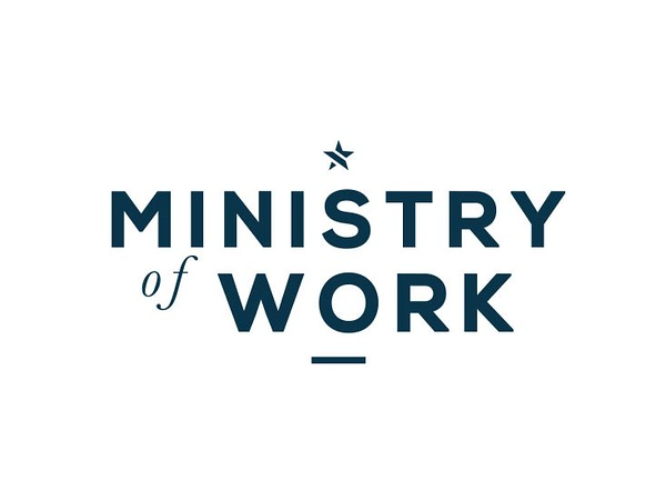 Ministry of Work logo (photo credit: Mkt Communications)