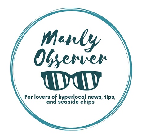 Manly Observer logo (photo credit: Manly Observer FB page)