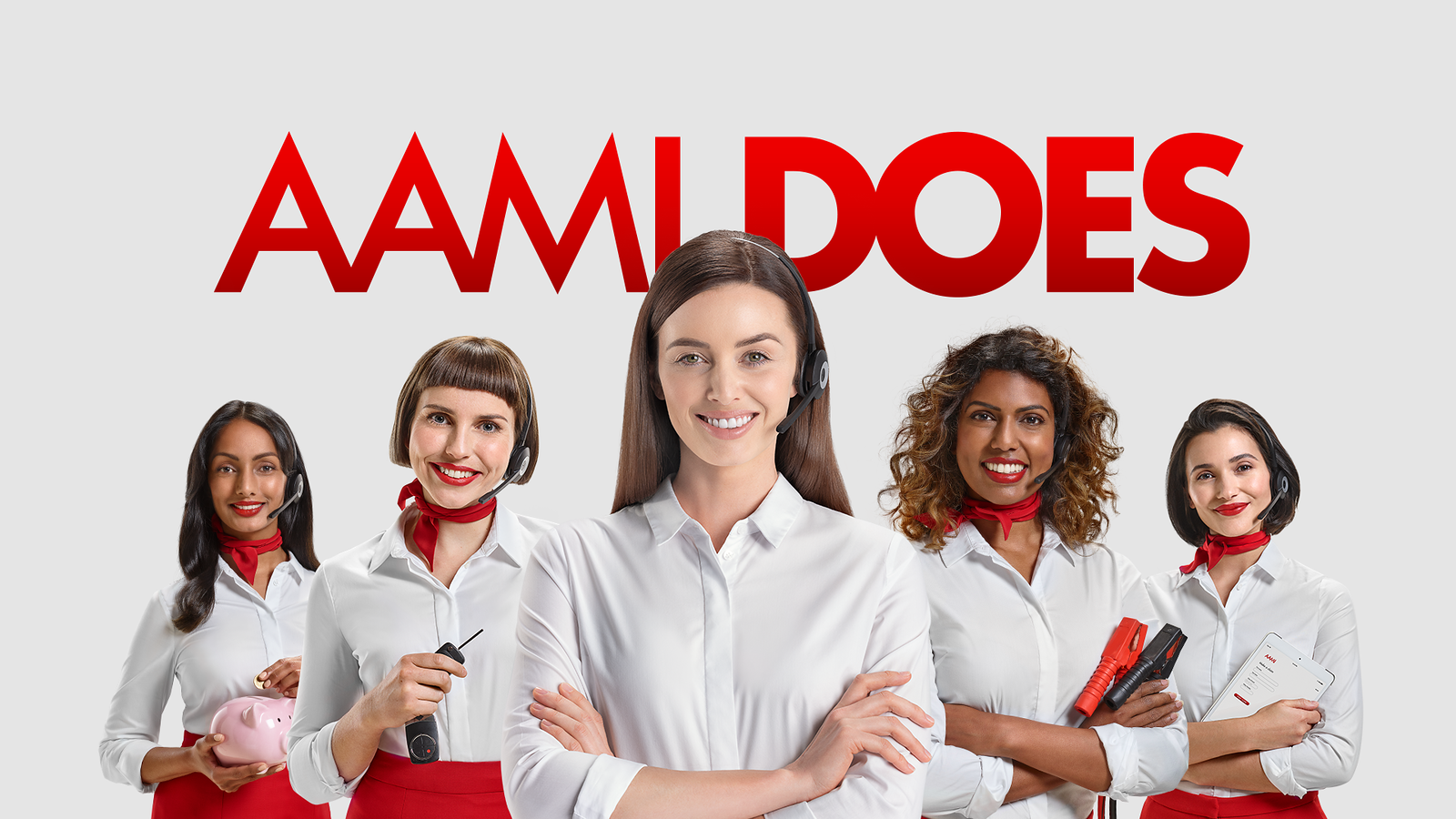 AAMI DOES campaign (photo credit: Ogilvy Melbourne/AAMI)