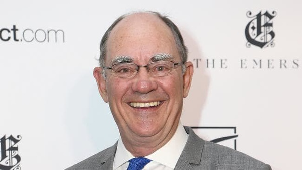John Burns (photo credit: The Australian)