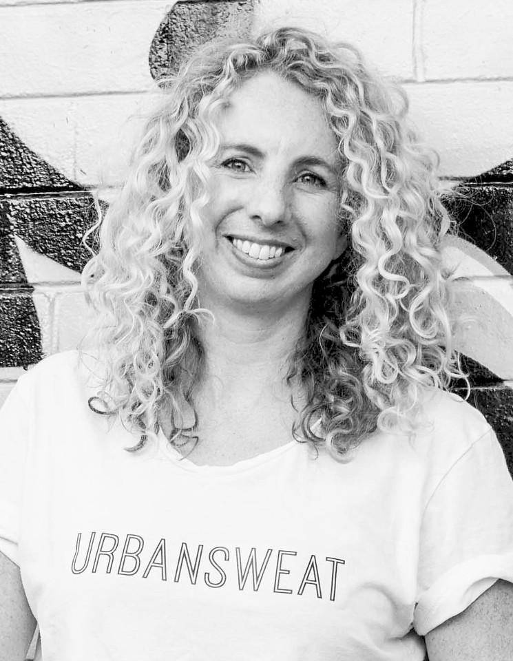 Lucy E Cousins (photo credit: Urban Sweat)