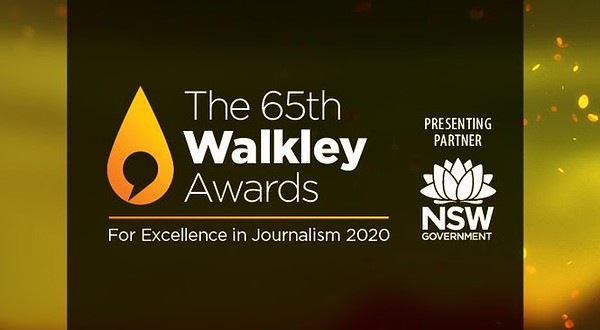Walkley Foundation Awards 2020