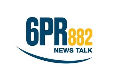 6PR logo (photo credit: Nine Radio)