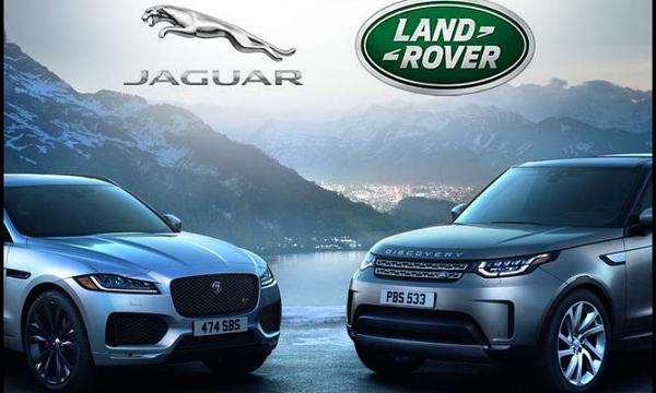 Jaguar Land Rover vehicles (photo credit: Jaguar Land Rover)