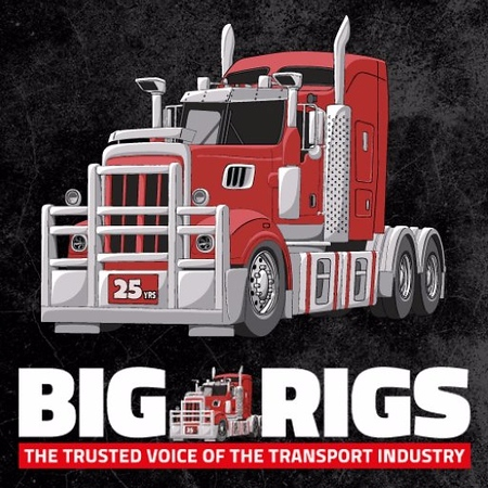 Big Rigs (photo credit: official Twitter account @BigRigsNews)