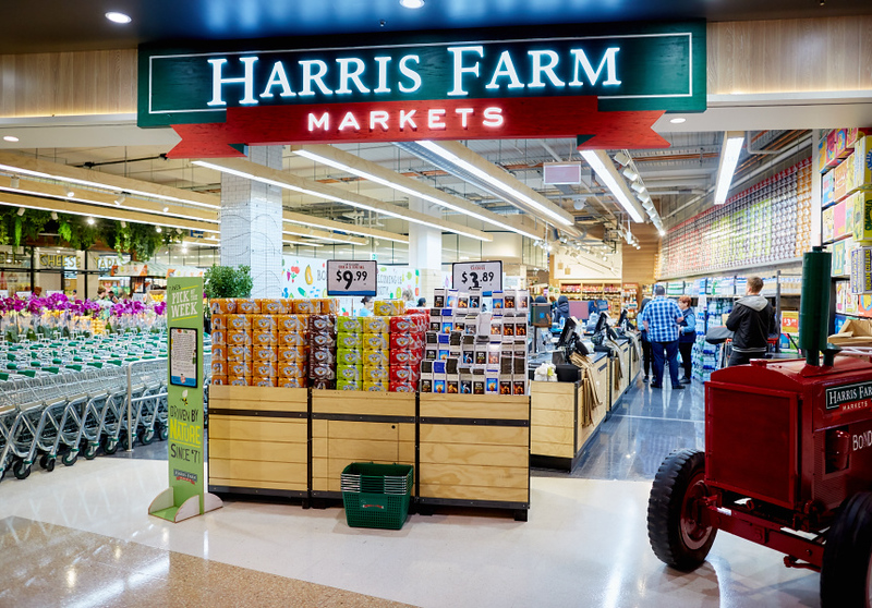 Harris Farm storefront