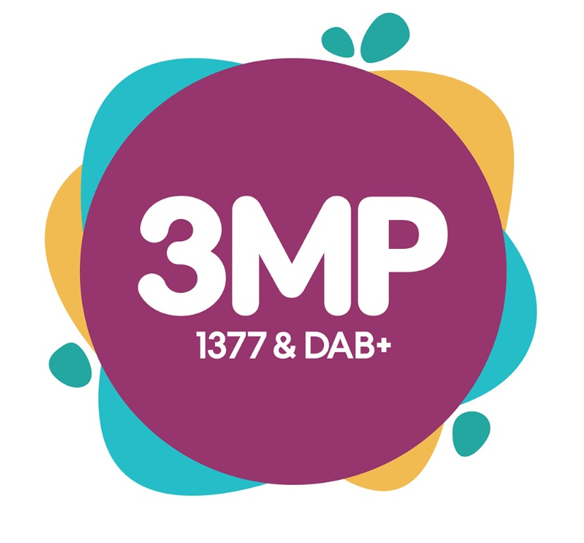 3MP logo (photo credit: ACE Radio Network)