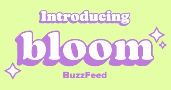 BuzzFeed Bloom (photo credit: BuzzFeed AU)