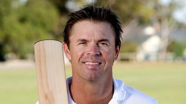 Greg Blewett (photo credit: Adelaide Advertiser)