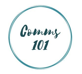 Comms 101 (photo credit: FB)