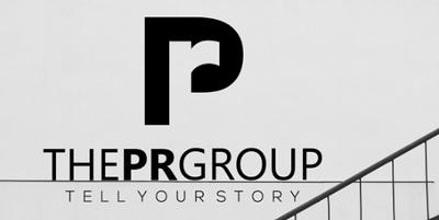 The PR Group logo (photo credit: The PR Group)