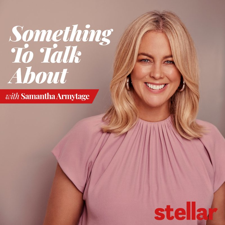 Something to Talk About with Samantha Armytage (photo credit: Stellar/News Corp Australia)