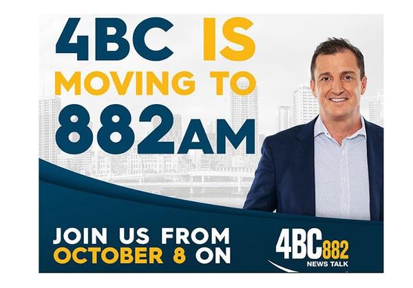 4BC change (photo credit: Nine Radio)