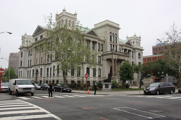 Jersey City Town Hall, May 18 2015