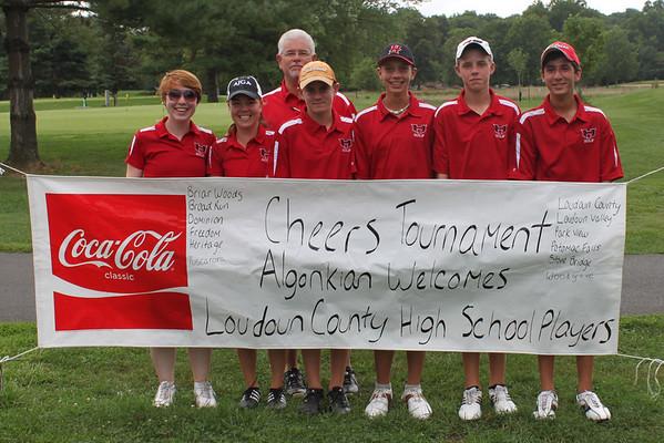 Golf: Cheers Open 2010