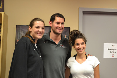 NVVA rewards ICE teams with a once in a life time opportunity to meet the famous Penn State Volleyball players: Blair Brown (former NVVA), Max Lipsitz, and Alyssa  D'Ericco (Nummy)!