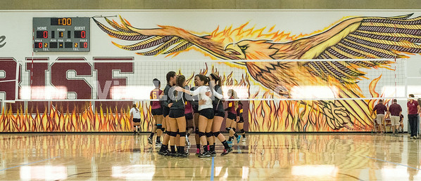 Volleyball: Stonewall Jackson at Rock Ridge 8.26.14 (by Chas Sumser)