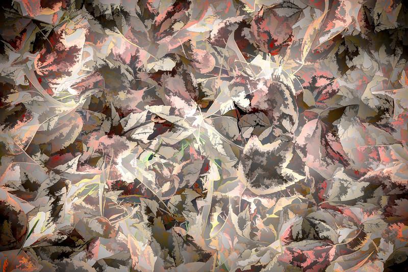 Leaves #39 - Devilishly Dramatic Series