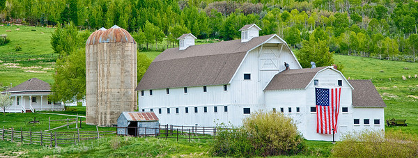 Park City Barn- Summer