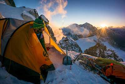 Shot on assignment for National Geographic Magazine in Myanmar for assignment MM8252 Covering the sea to summit exploration for South East Asia's highest point. Team members include Mark Jenkins, Hilaree O'Neil, Renan Ozturk, Emily Harrington, Taylor Reese.
