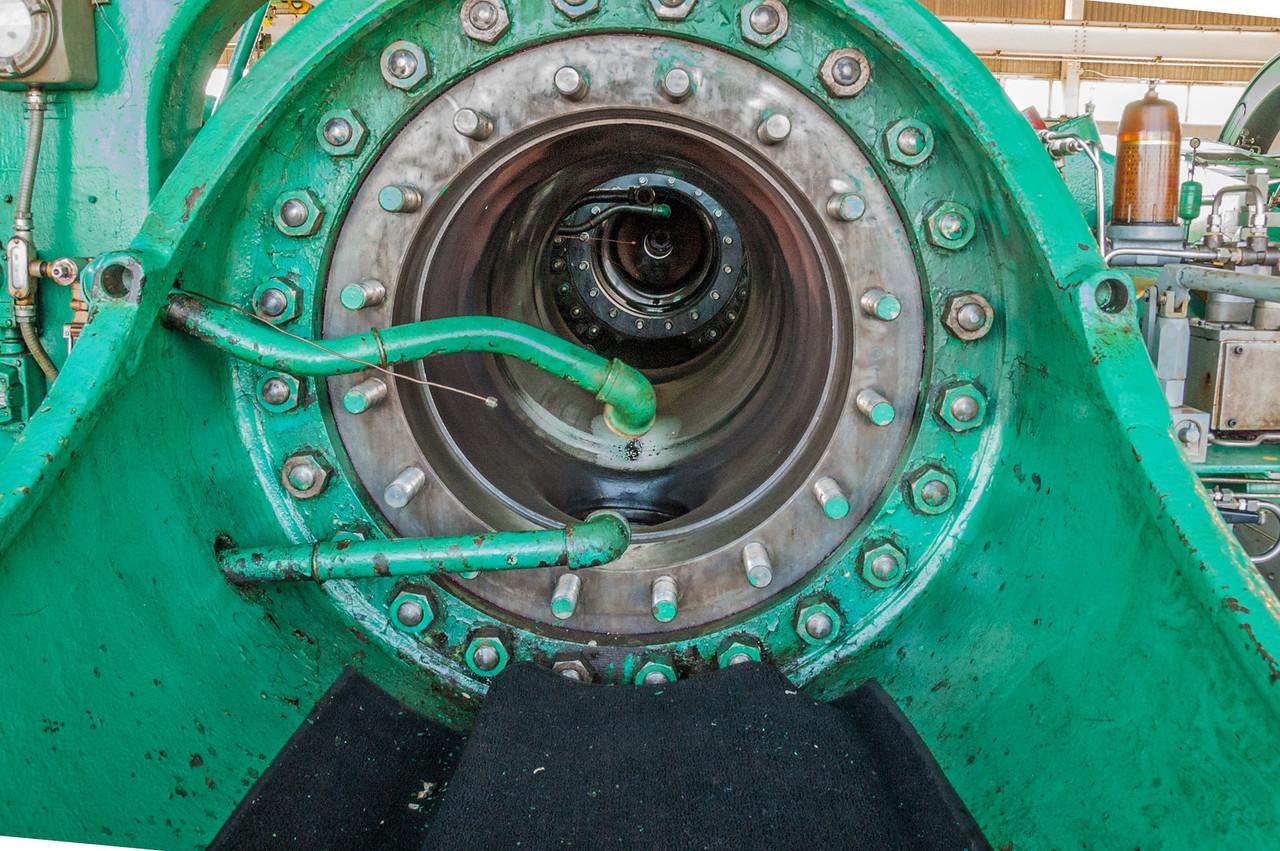 Haven, Kansas Compressor Station