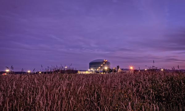 LNG Storage Plant