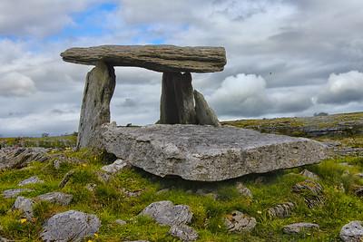 Poulnabrone dolmen