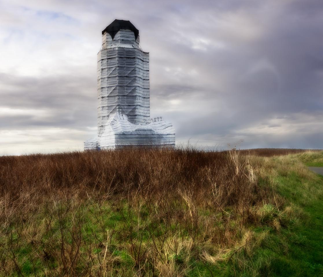 Yaquina Head Lighthouse Renovation