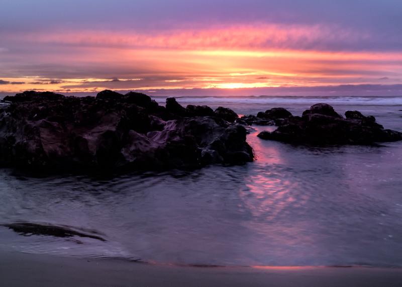 Moolock Beach Tidal Rocks