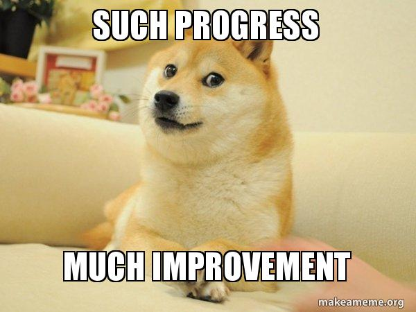 True facts. Thanks Doge.