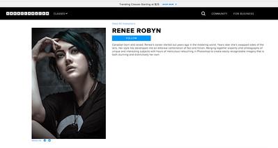 renee robyn creative live