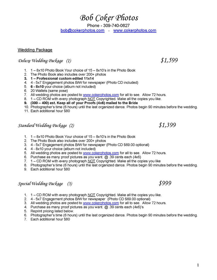 Wedding Order Form & OFFICIAL -1423418661-O