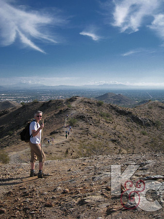 South Mountain Hiking