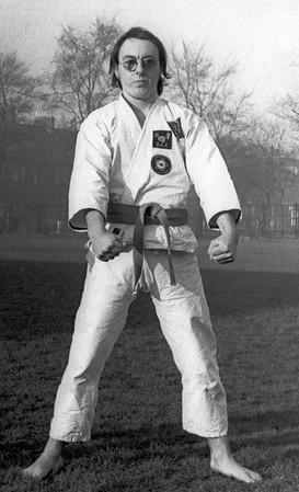 Saltwell Wadu Ryu Karate - 1975.