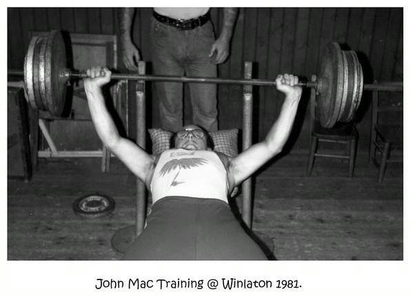 John Mac - 1981.