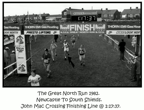 Dunlop T.V.T.E. - Running Team - 1982.