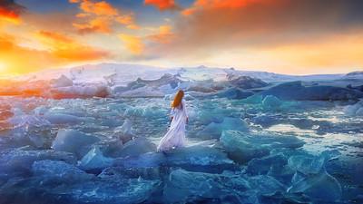 The Glacial Lagoon
