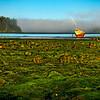 Wrecked Boat Newport, Oregon - Yaquina Bay