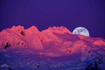 Mamquam Moonrise