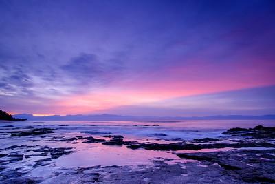Punta De Mita Sunrise