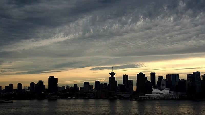 """""""Vancouver"""" (16.75""""x30"""" #5446) $197"""