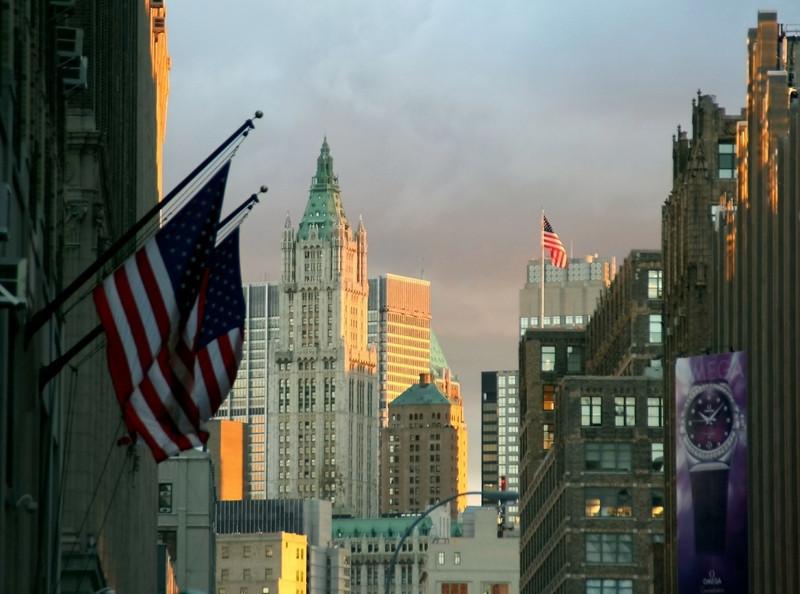 """""""NYC Golden Hour"""" (13.5""""x18"""" #4796) $97"""