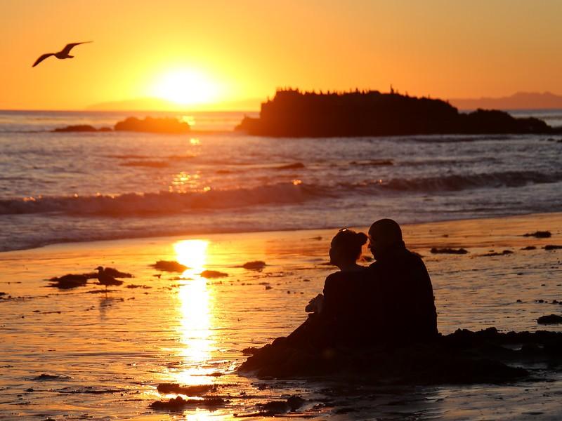 """Enjoying Sunset"" (#8807)"