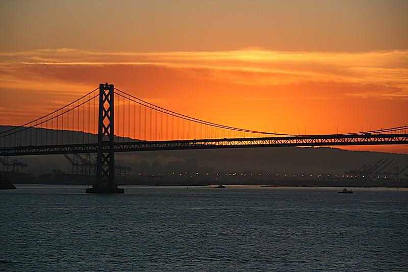 """""""Bridge Sunrise"""" (#5585)"""