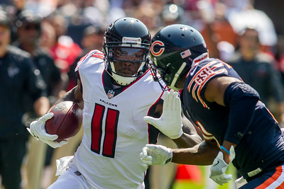 Atlanta Falcons vs Chicago Bears